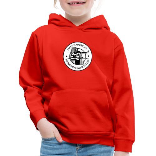 NAGA Logo - Kids' Premium Hoodie