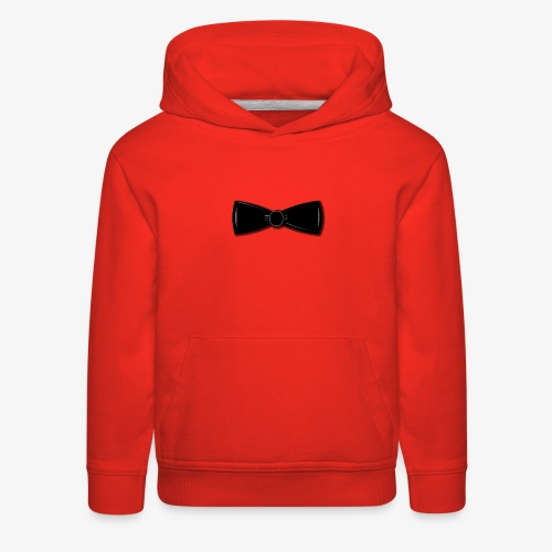 Tuxedo Bowtie - Kids' Premium Hoodie