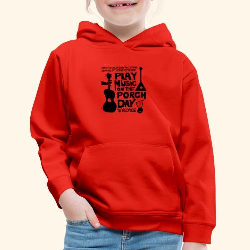FINALPMOTPD_SHIRT1 - Kids' Premium Hoodie