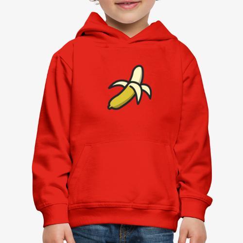 Banana Logo - Kids' Premium Hoodie