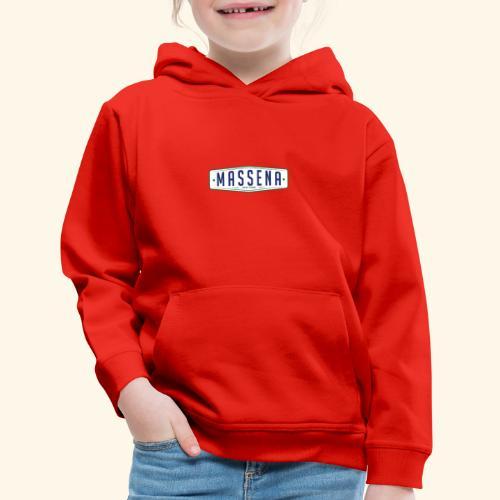 Massena Plate - Kids' Premium Hoodie