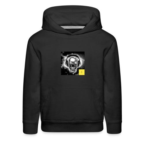skull - Kids' Premium Hoodie