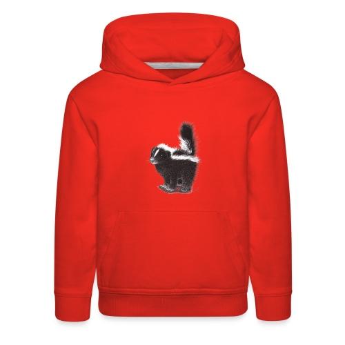 Cool cute funny Skunk - Kids' Premium Hoodie