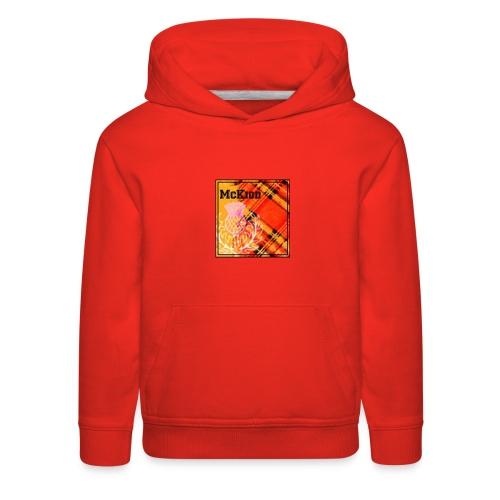 mckidd name - Kids' Premium Hoodie