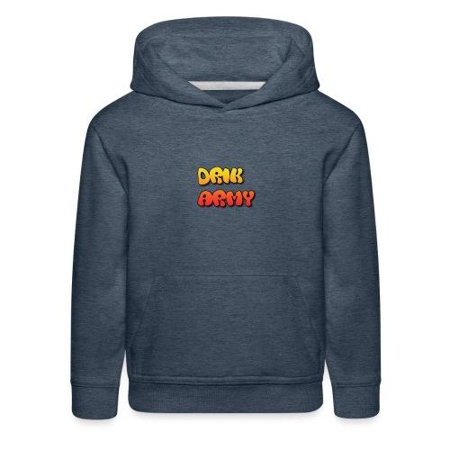 Drik Army T-Shirt - Kids' Premium Hoodie