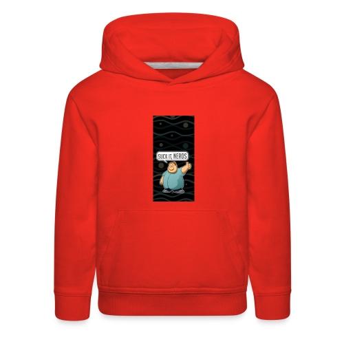nerdiphone5 - Kids' Premium Hoodie
