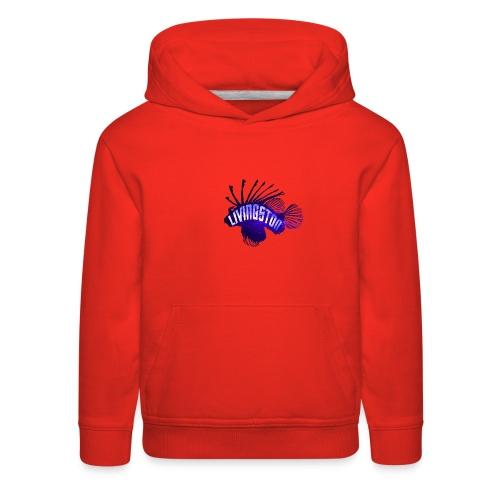 Picard's fish Livingston - Kids' Premium Hoodie