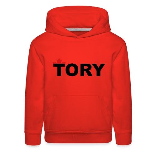 Tory - Kids' Premium Hoodie