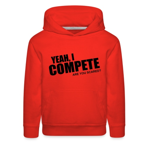 compete - Kids' Premium Hoodie