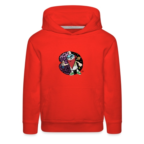 PURE - NYG Design - Kids' Premium Hoodie