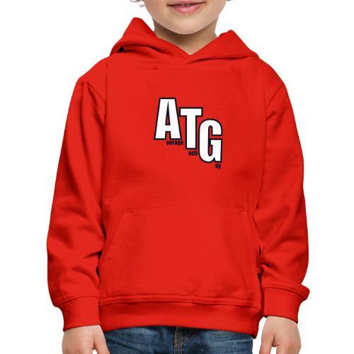 ATG Blocks - Kids' Premium Hoodie