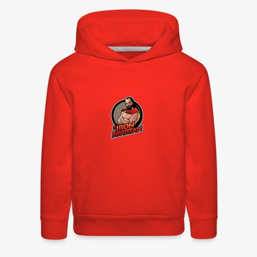 ISLOGONEWspreadshirt4000p - Kids' Premium Hoodie