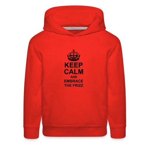frizz - Kids' Premium Hoodie