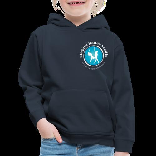 EDS Logo 2 - Kids' Premium Hoodie