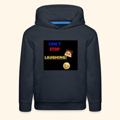 Laughing MC - Kids' Premium Hoodie