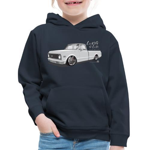 Long & Low C10 - Kids' Premium Hoodie