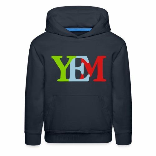 YEMpolo - Kids' Premium Hoodie