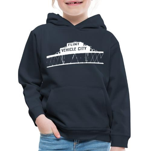 Flint Vehicle City - Kids' Premium Hoodie