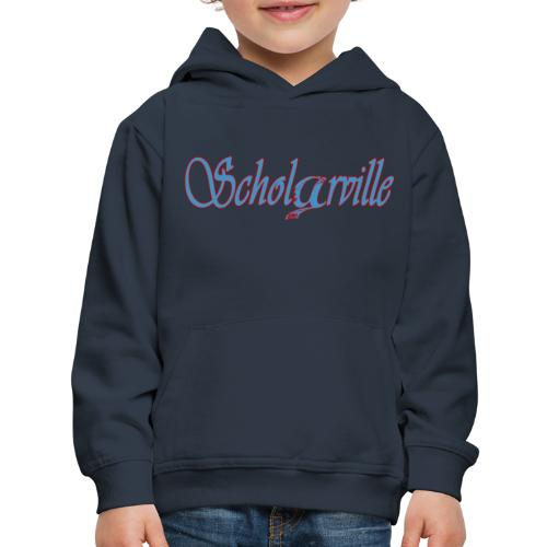 Welcome To Scholarville - Kids' Premium Hoodie