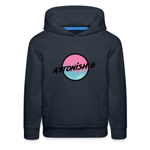 My oh mearch d.s - Kids' Premium Hoodie