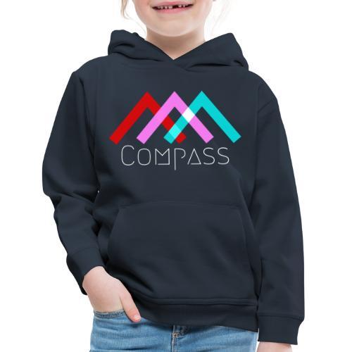 Compass - Kids' Premium Hoodie