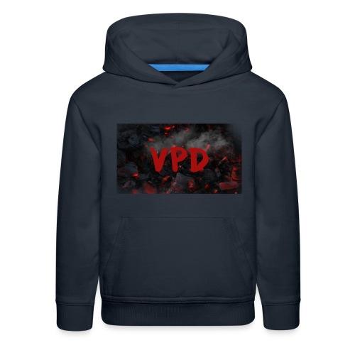 VPD Smoke - Kids' Premium Hoodie
