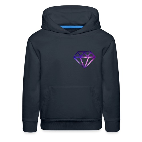 The Galaxy Diamond - Kids' Premium Hoodie