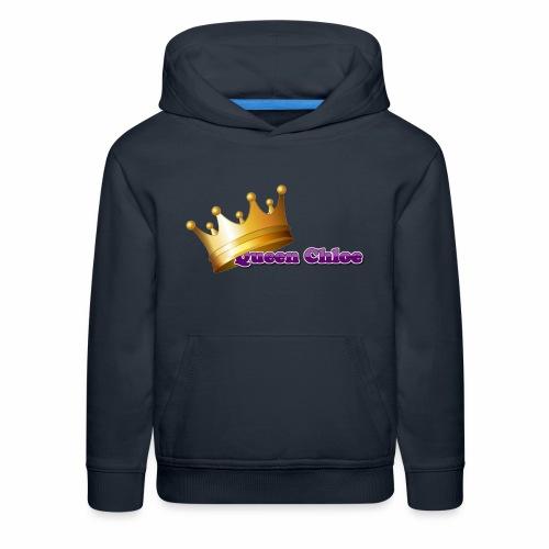 Queen Chloe - Kids' Premium Hoodie