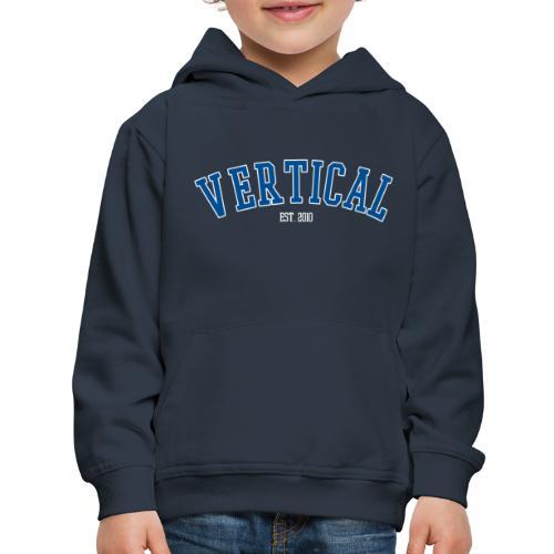Vertical Church: University - Kids' Premium Hoodie