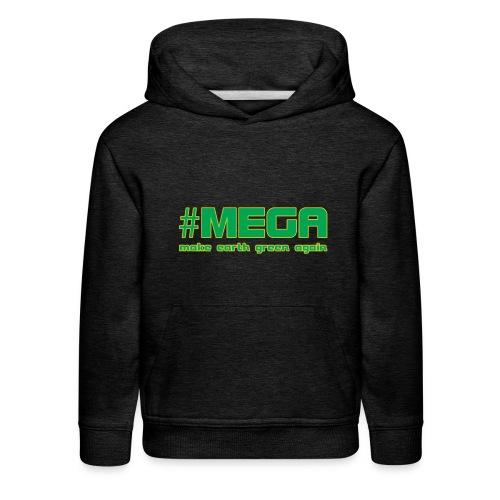 #MEGA - Kids' Premium Hoodie