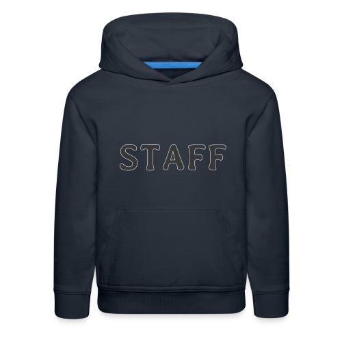 Staff - Kids' Premium Hoodie