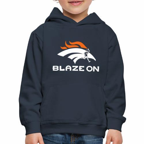 blaze on - Kids' Premium Hoodie