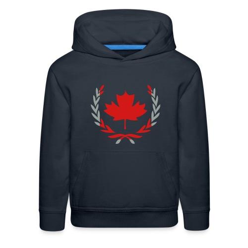 United Canada - Kids' Premium Hoodie