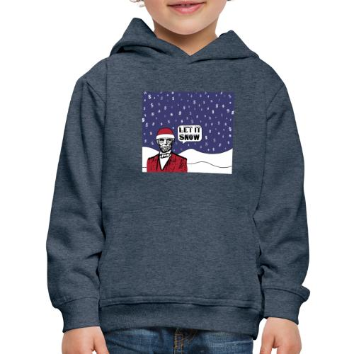 Let It Snow - Kids' Premium Hoodie
