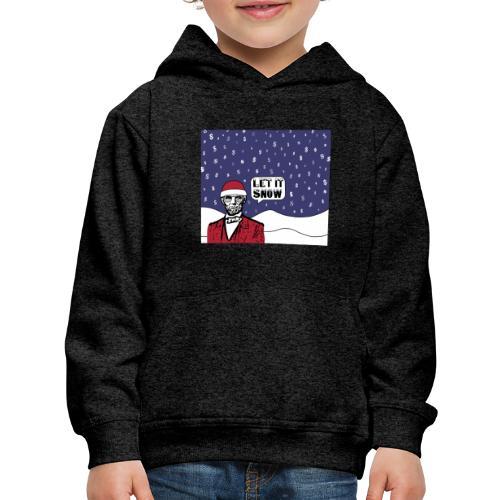 Let It Snow - Kids' Premium Hoodie