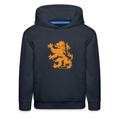 Dutch Lion - Kids' Premium Hoodie