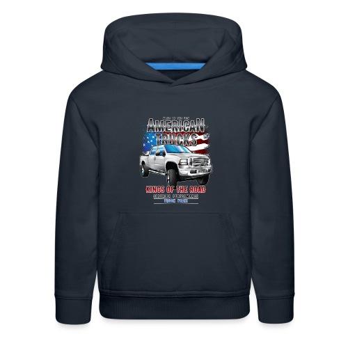 American Trucks Ford F250 - Kids' Premium Hoodie