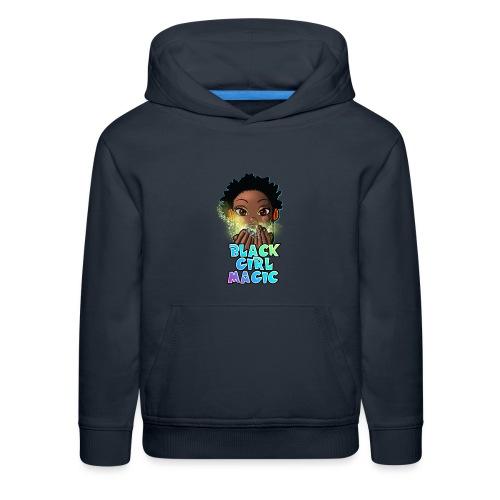 Black Girl Magic - Kids' Premium Hoodie