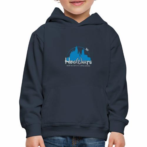Castle Mashup - Kids' Premium Hoodie