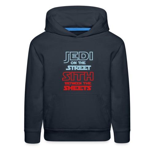 Jedi Sith Awesome Shirt - Kids' Premium Hoodie