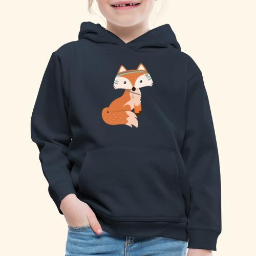 Felix Fox - Kids' Premium Hoodie