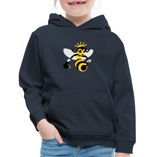 Queen Bee - Kids' Premium Hoodie
