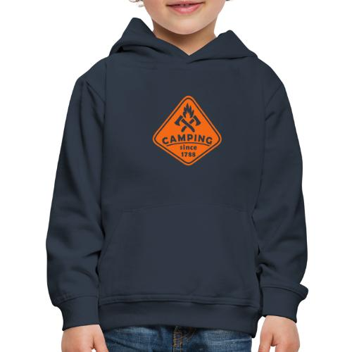 Campfire - Kids' Premium Hoodie