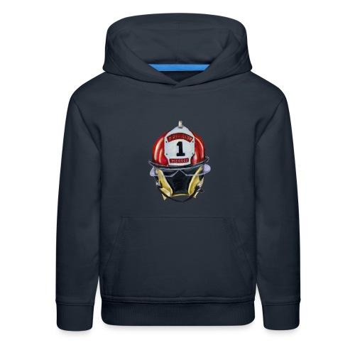 Firefighter - Kids' Premium Hoodie