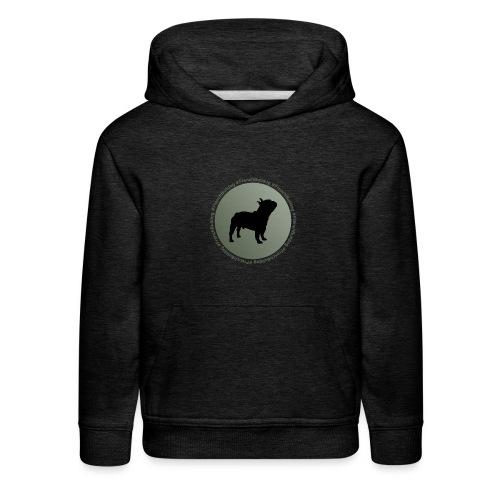 French Bulldog - Kids' Premium Hoodie