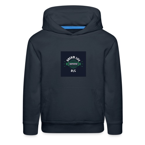Dream Life Cooperation - Kids' Premium Hoodie