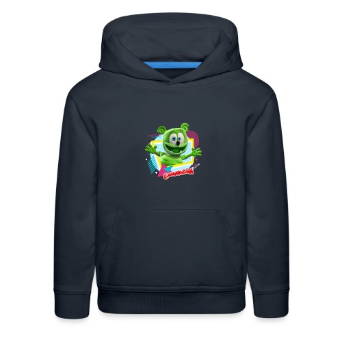 Shapes & Colors - Kids' Premium Hoodie