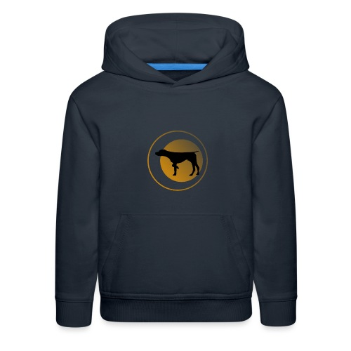 German Shorthaired Pointer - Kids' Premium Hoodie