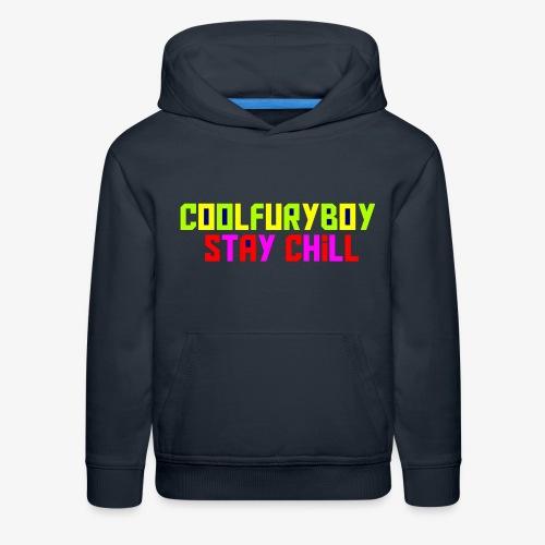 CoolFuryBoy - Kids' Premium Hoodie