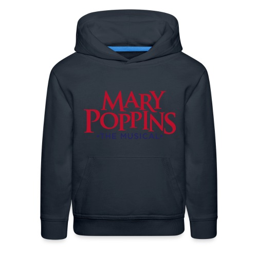 Mary Poppins - Kids' Premium Hoodie